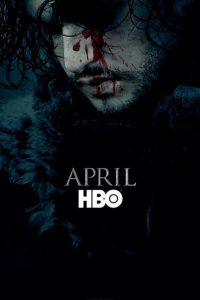 Jon Nieve - Jon Snow - Cartel promocional