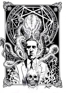 hp lovecraft inks small