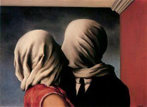 Los amantes de Magritte