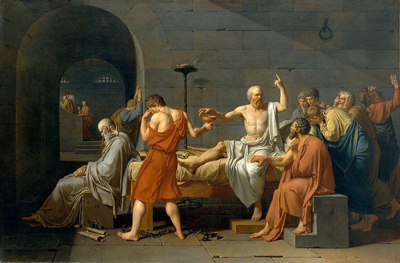 la-muerte-de-socrates-david