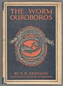 the_worm_ouroboros_book_cover